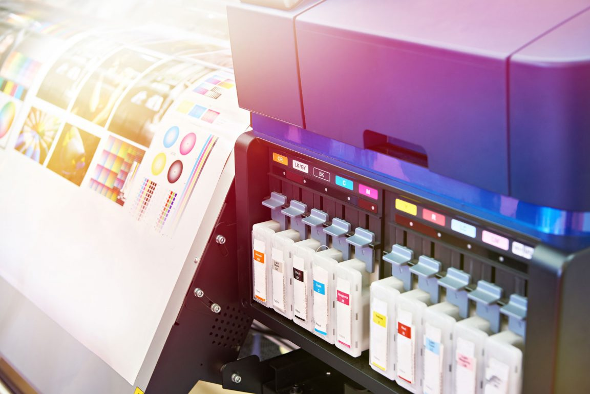 Printer ink, toner, and other supplies