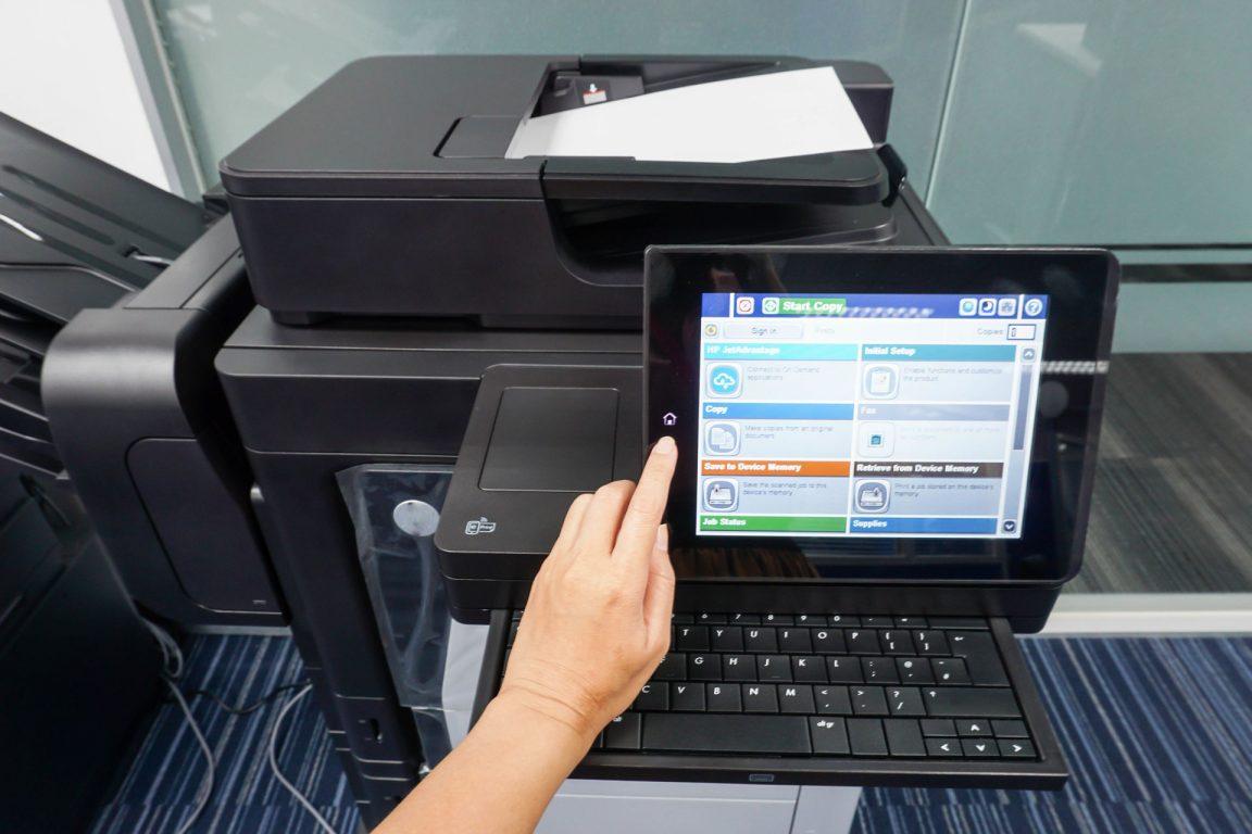 Multi-functional printer